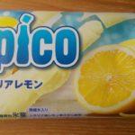 卵・乳なしアイス:パピコ シチリアレモン味