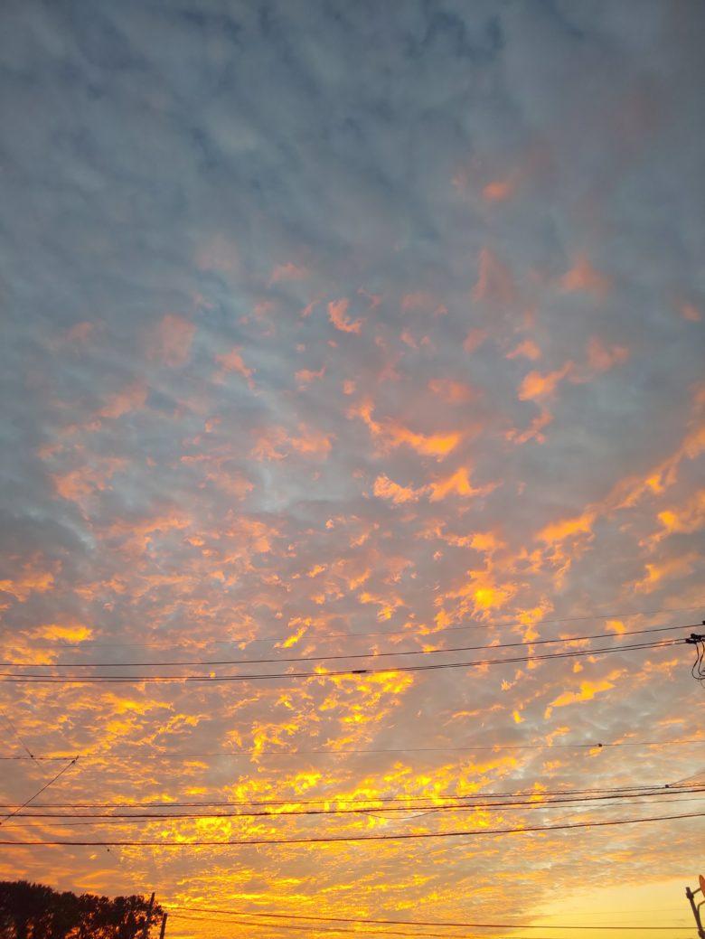 キレイな空の画像