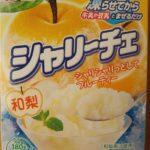 卵・乳なし:豆乳でシャリシャリデザート