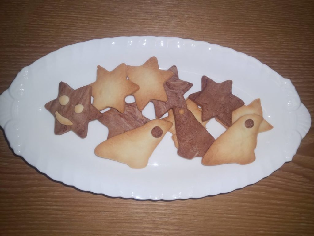 卵 乳 不使用 手作り クッキー 画像