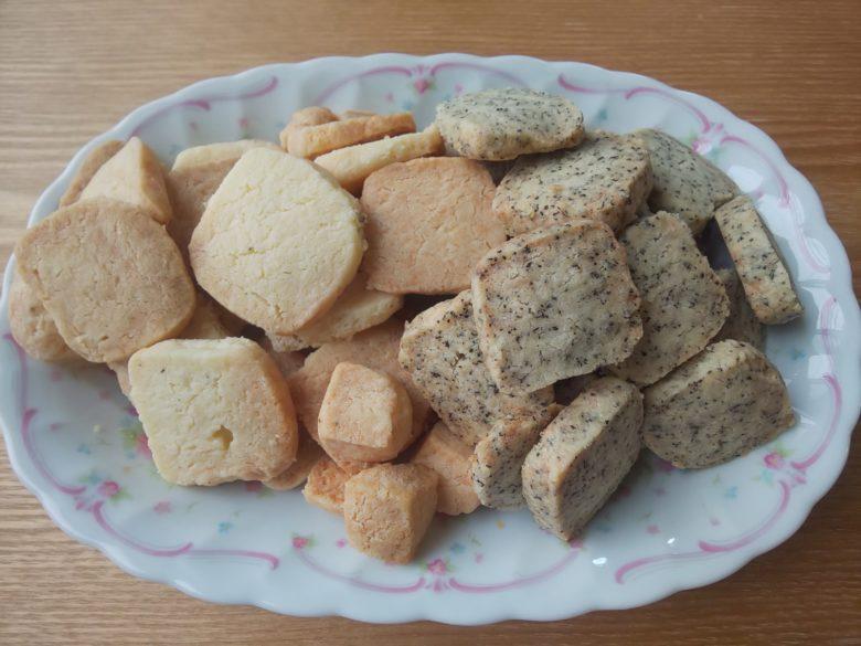 卵 乳 不使用 豆乳マーガリン 手作り クッキー 画像